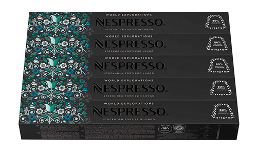 Fortissio Lungo Dark Roast Coffee