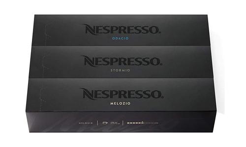 Product 7 Nespresso VertuoLine (Stormio, Odacio, Melozio)