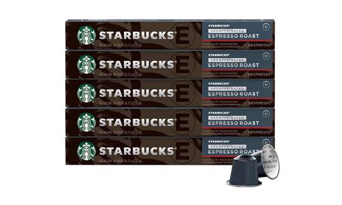 Product 8 Starbucks by Nespresso Decaf Dark Roast