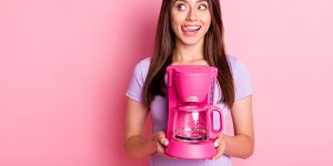 best-pink-coffee-makers-review
