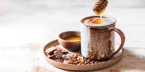 honey-in-coffee