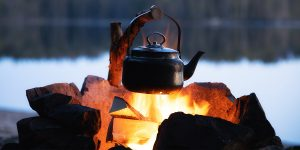 how-to-make-cowboy-coffee-over-fire