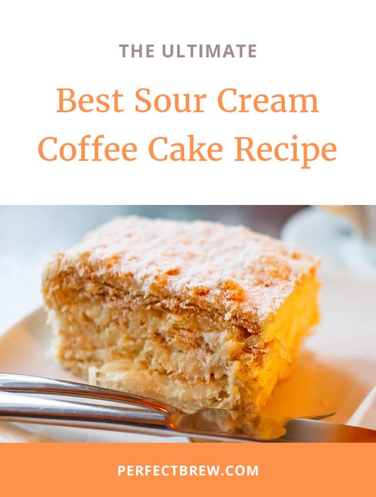 Best Sour Cream Coffee Cake Recipe-2