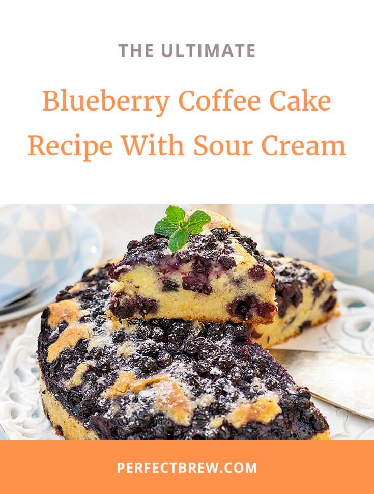 Blueberry Coffee Cake Recipe With Sour Cream-2