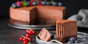 Easy Chocolate Espresso Cake Recipe