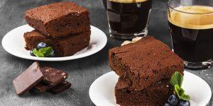 Easy Coffee Brownies Recipe