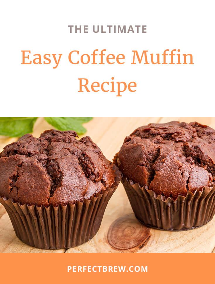 Easy Coffee Muffin Recipe-2