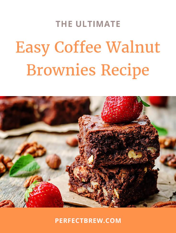 Easy Coffee Walnut Brownies Recipe-2