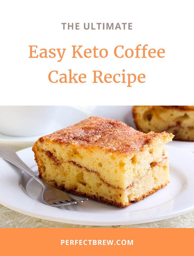 Easy Keto Coffee Cake Recipe-2