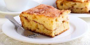 Easy Keto Coffee Cake Recipe