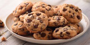 Easy Mocha Chocolate Chip Cookies Recipe