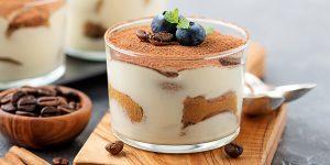 Easy Semifreddo Coffee Tiramisu Recipe
