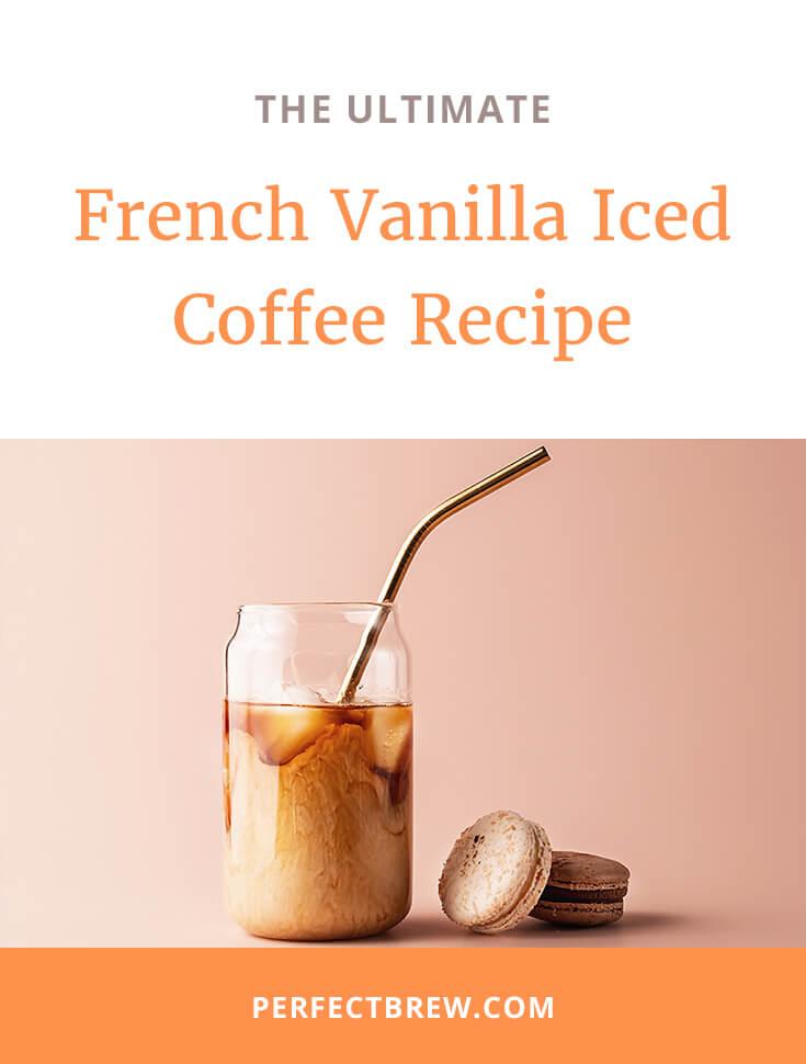 French Vanilla Iced Coffee Recipe-2