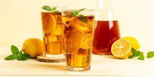 Homemade Lemon Iced Tea Recipe