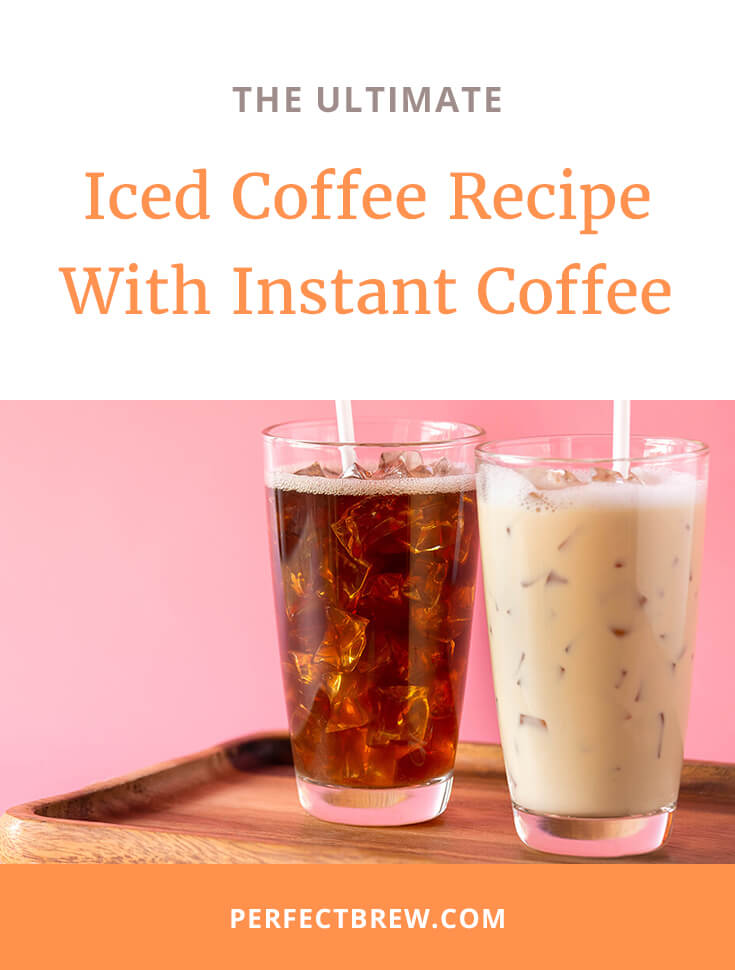Iced Coffee Recipe With Instant Coffee-2