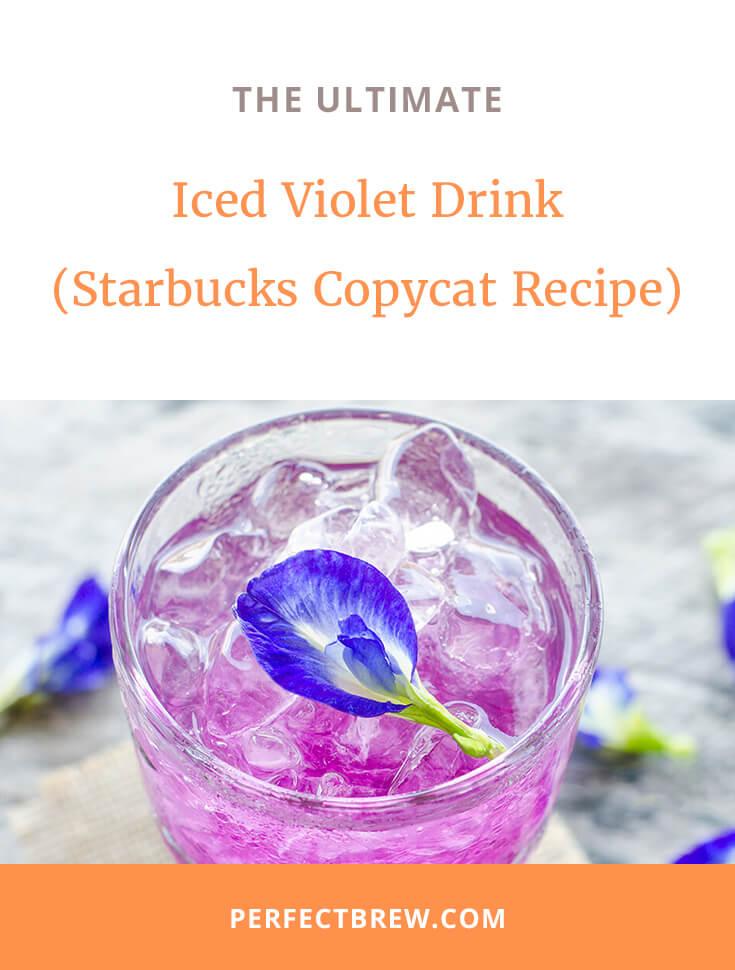 Iced Violet Drink (Starbucks Copycat Recipe)-2