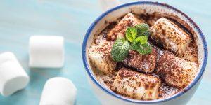 Marshmallow Cream Coffee Recipe