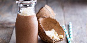 Protein Cashew Coffee Drink Recipe