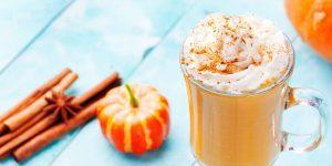 Pumpkin Spice Frozen Coffee Drink Recipe
