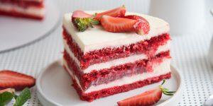 Red Velvet Cake Recipe With Coffee