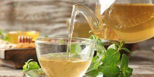 homemade lemon balm tea recipe