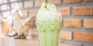starbucks green tea frappuccino