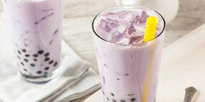 taro bubble tea recipe