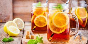 unsweetened iced tea recipe