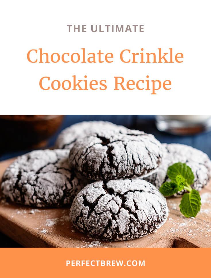 Chocolate Crinkle Cookies Recipe-2