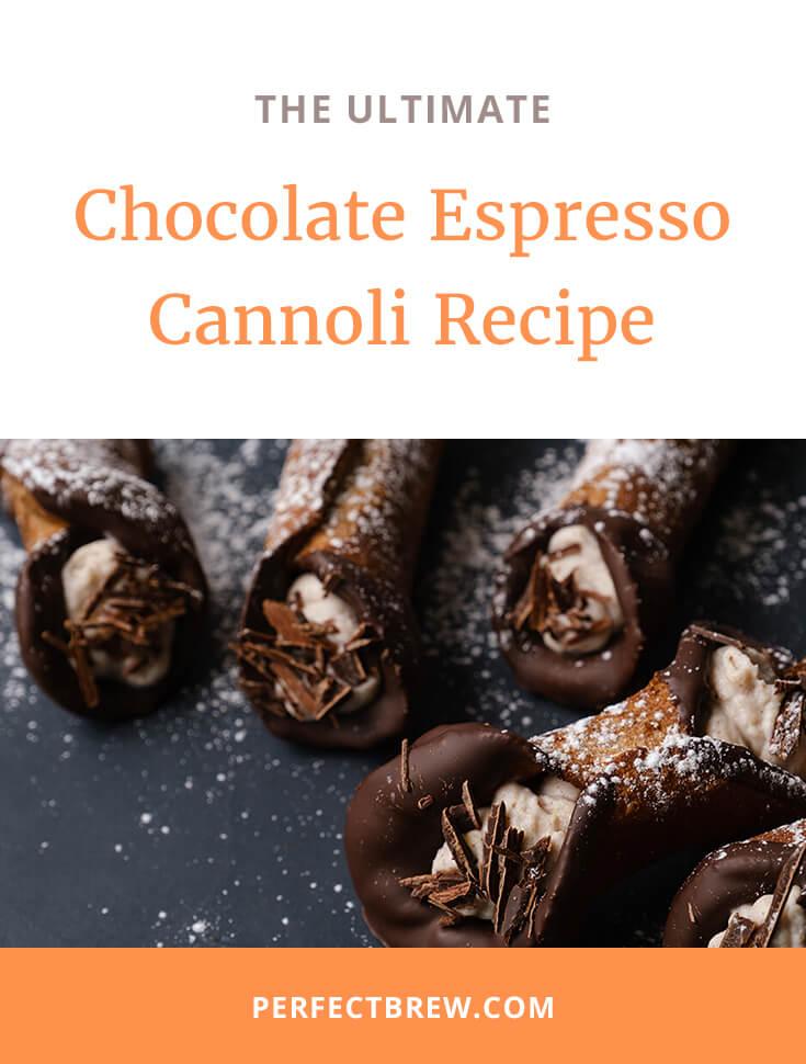 Chocolate Espresso Cannoli Recipe-2