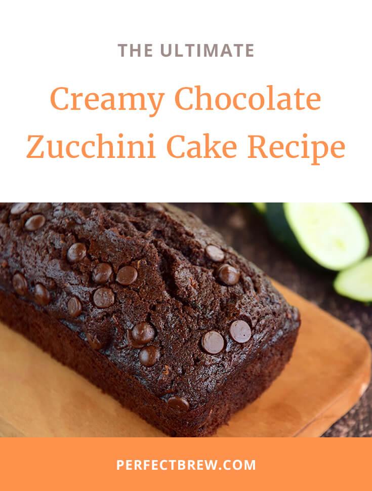 Creamy Chocolate Zucchini Cake Recipe-2