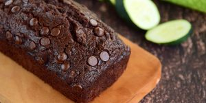 Creamy Chocolate Zucchini Cake Recipe