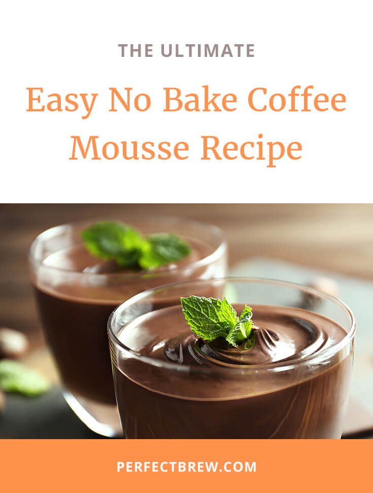 Easy No Bake Coffee Mousse Recipe-2