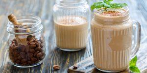 Frozen Oat Milk Latte Coffee Recipe