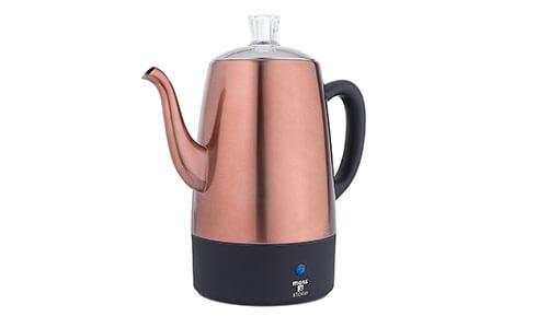 Product 9 Moss & Stone Electric Coffee Percolator XS