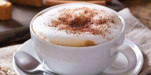 Bone-Dry Cappuccino Coffee Recipe