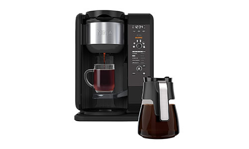 Product 2 Ninja Hot and Cold Coffee System XS