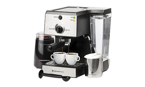 Product 7 Espresso Machine & Cappuccino Maker